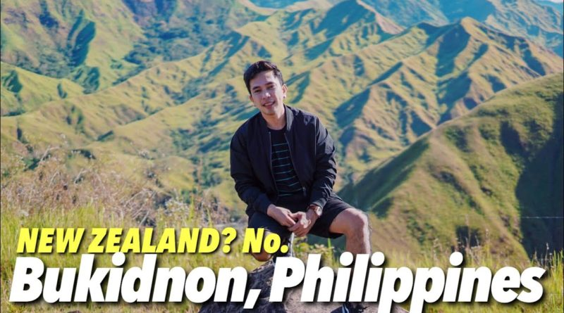 SIGHTS OF CAGAYAN DE ORO & NORTHERN MINDANAO - New Zealand? No, Bukidnon!