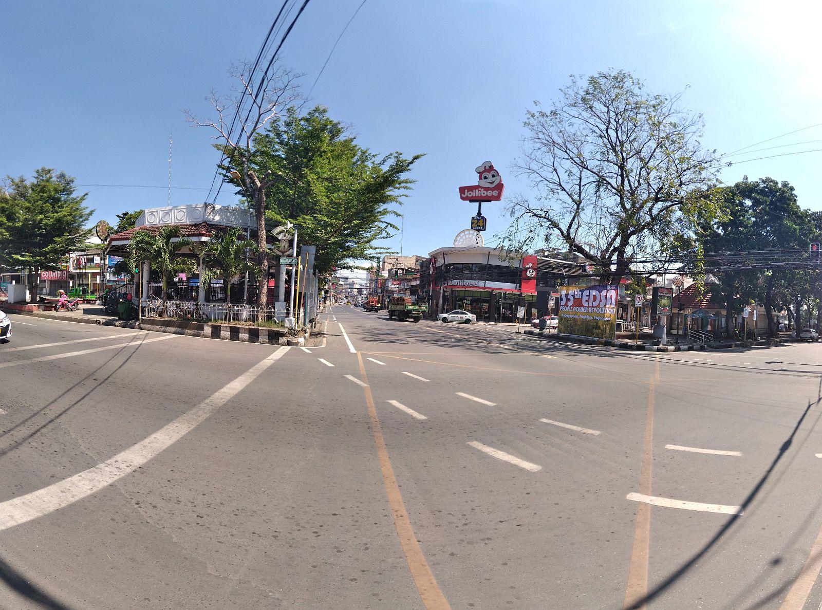 SIGHTS OF CAGAYAN DE ORO CITY & NORTHERN MINDANAO - Panorama of Divisoria in Cagayan de Oro City
