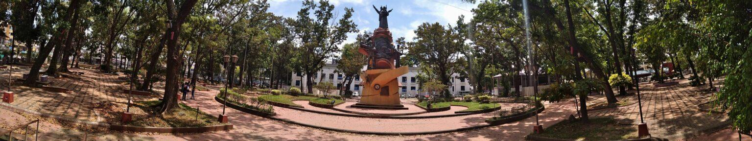 SIGHTS OF CAGAYAN DE ORO & NORTHERN MINDANAO - Vincente de Lara Part & Around Provincial Capitol