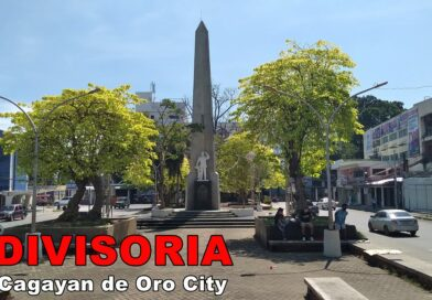 SIGHTS OF CAGAYAN DE ORO CITY & NORTHERN MINDANAO - The Video - DIVISORIA in Cagayan de Oro City Photo & Video from Sir Dieter Sokoll for PHILIPPINEN MAGAZINE