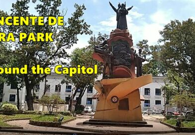 SIGHTS OF CAGAYAN DE ORO CITY & NORTHERN MINDANAO - VINCENTE DE LARA PARK & Around Provincial Capitol Photo + Video by Sir Dieter Sokoll for PHILIPPINE MAGAZINE