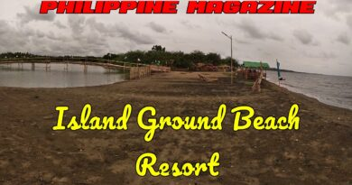 SIGHTS OF CAGAYAN DE ORO & NORTHERN MINDANAO - Island Grounds and Beach Resort in Alubijid, Misamis Oriental