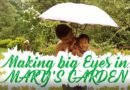SIGHTS OF CAGAYAN DE ORO CITY & NORTHERN MINDANAO - Making big Eyes in Mary's Garden Photo & Video by Sir Dieter Sokoll for PHILIPPINE MAGAZINE