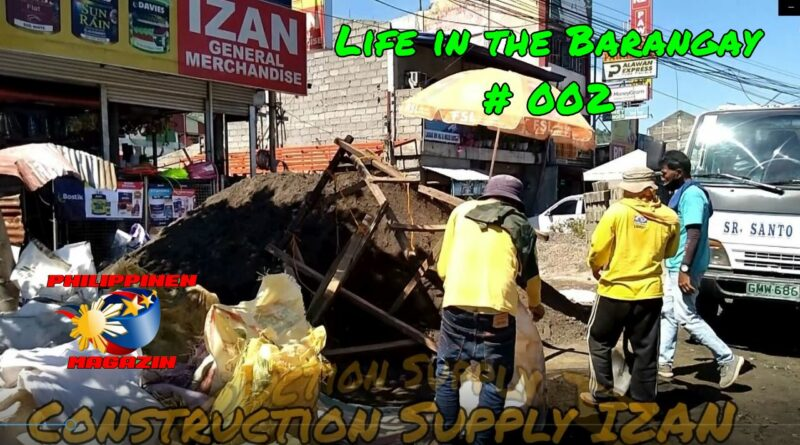 SIGHTS OF CAGAYAN DE ORO & NORTHERN MINDNANAO - Life in the Barangay # 002 - Construction Supply IZAN