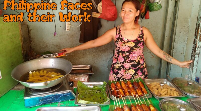 SIGHTS OF CAGAYAN DE ORO CITY & NORTHERN MINDANAO - Philippine Faces and their Work: Making Bananacue